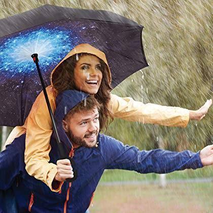 Obrázek z Obrácený deštník - vesmír
