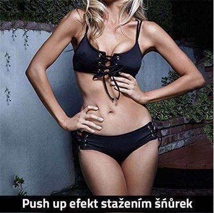Obrázek z Push up plavky - S