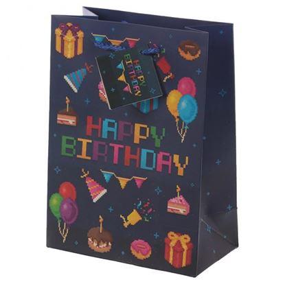 Obrázek Dárková taška Happy Birthday