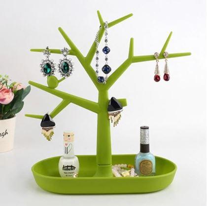 Obrázek z Strom na šperky - zelený