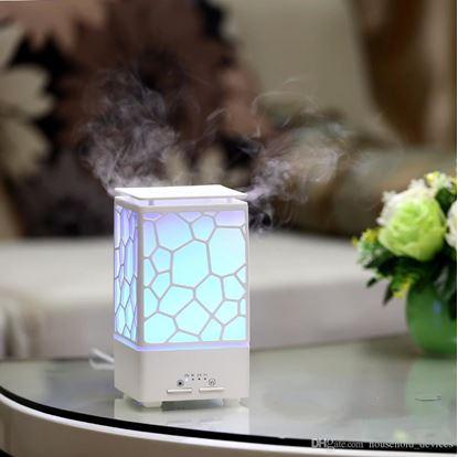 Obrázek Aroma lampa - bílá