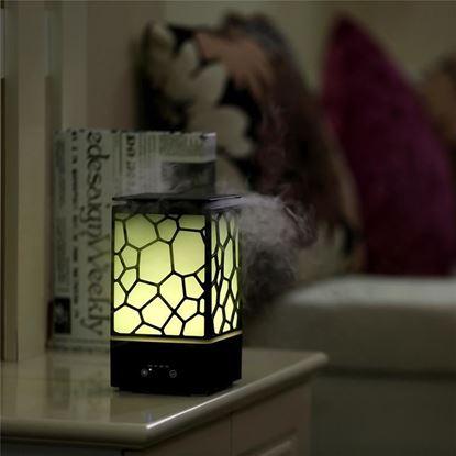 Obrázek Aroma lampa - černá