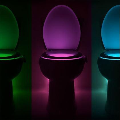 Obrázek z Světlo do WC
