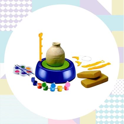 Obrázek z Dětský hrnčířský kruh