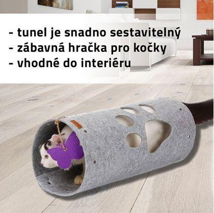 Obrázek z Kočičí tunel