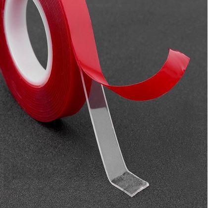 Obrázek z Oboustranná lepící páska 300 cm x 1 cm