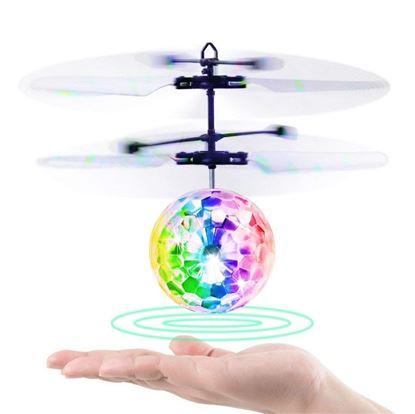 Obrázek Létající disco koule