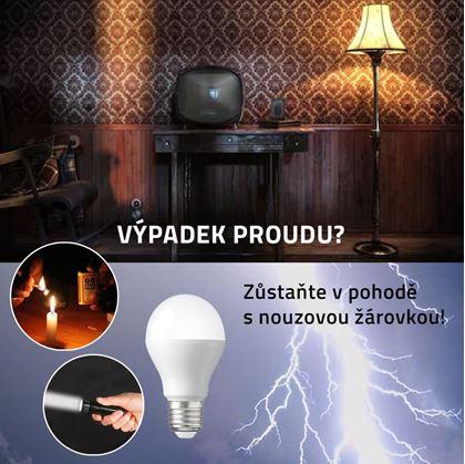 Obrázek z Nouzová žárovka