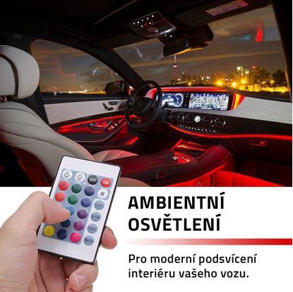 Obrázek Ambientní osvětlení do auta
