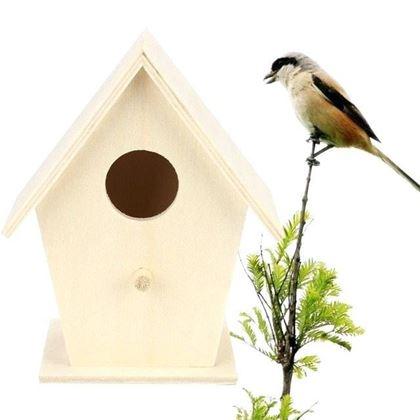 Obrázek z Vybarvovací ptačí budka