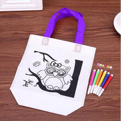 Obrázek z Vybarvi si kabelku