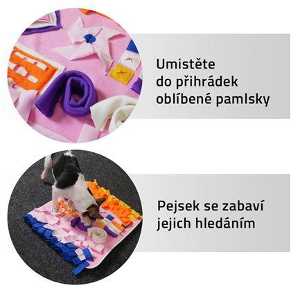 Obrázek z Hrací deka pro mazlíčky