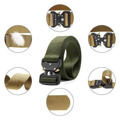 vojenský pásek