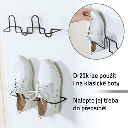 Obrázek z Držák na pantofle
