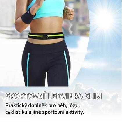 Sportovní ledvinka slim