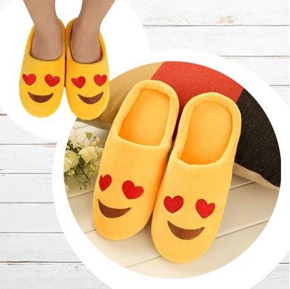 Obrázek Emoji papuče