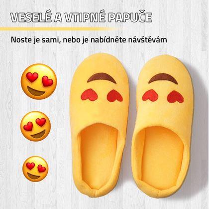 Obrázek z Emoji papuče