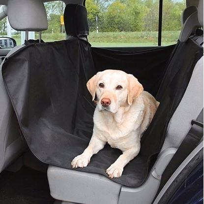Obrázek Ochranná deka do auta pro psa