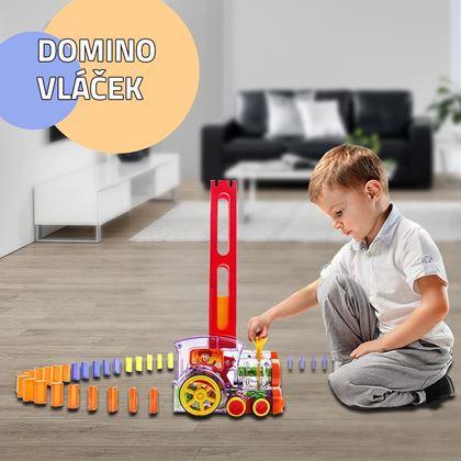 Obrázek z Domino vláček