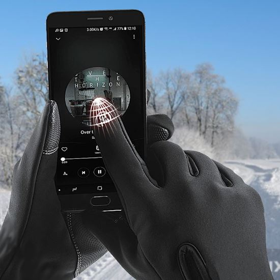 Obrázek z Dotykové rukavice - XL