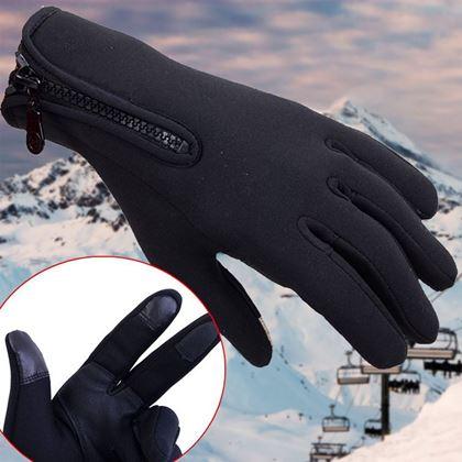 Obrázek z Dotykové rukavice - L