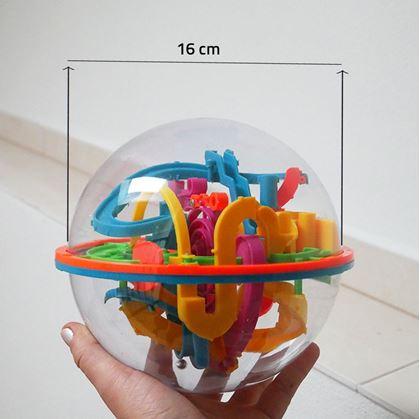 Obrázek z Intellect ball - 138 překážek