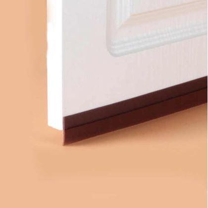 Obrázek z Lišta ke dveřím - hnědá