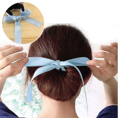 Obrázek Klip do vlasů s mašlí