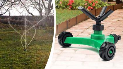 Obrázek z Zahradní zavlažovač