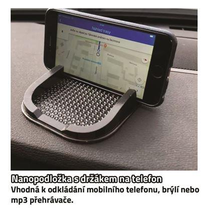 Obrázek Nanopodložka s držákem na telefon