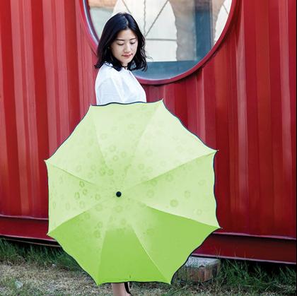 Obrázek z Magický deštník - limetkový