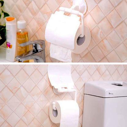 Obrázek Držák toaletního papíru s přísavkou