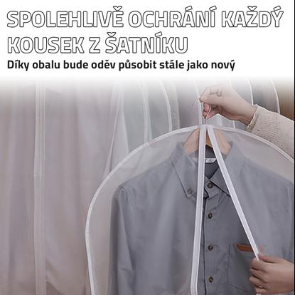 Ochranný vak na oblečení