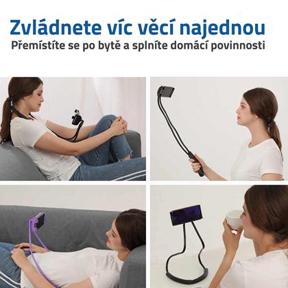 Držák na mobil a tablet