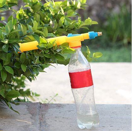 zahradní rozstřikovač vody