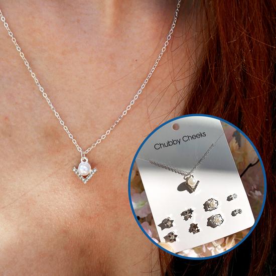 Sada šperků - perla