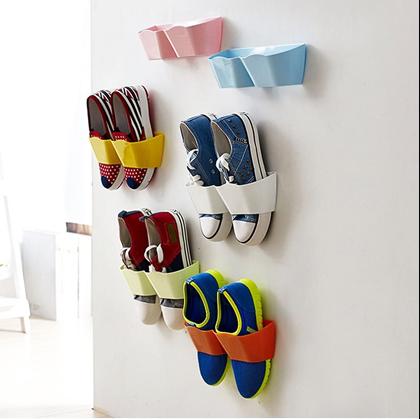 závěsný organizér na boty