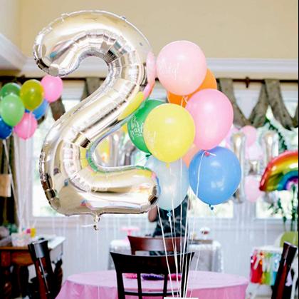 narozeninové balonky