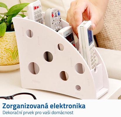 Organizér na elektroniku