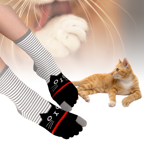 Prstové ponožky