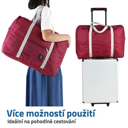 dámská cestovní taška