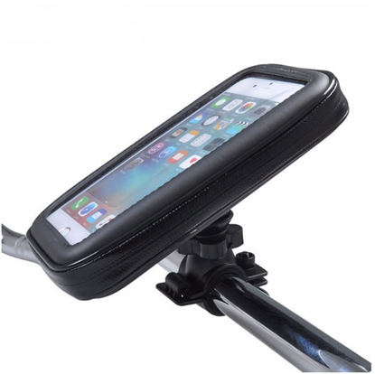 Voděodolný držák na mobil na kolo