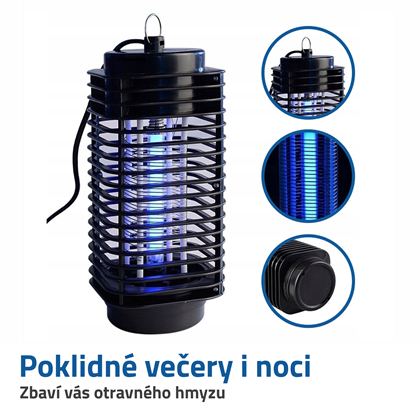 elektrický lapač komárů