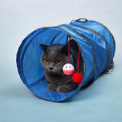 tunel pro kočky