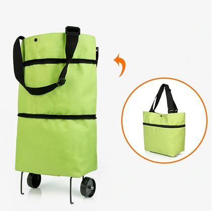 Nákupní taška s kolečky