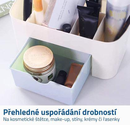 Organizér kosmetiky