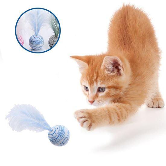 Balónek pro kočky