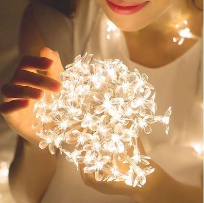 LED světelný řetěz