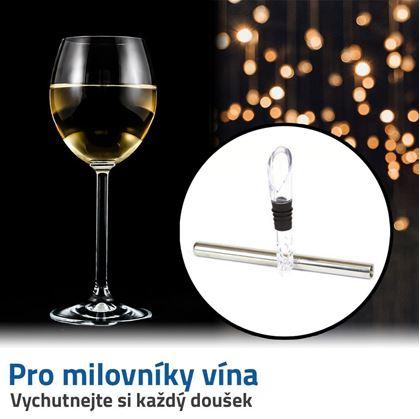 Obrázek z Chladící tyčinka na víno