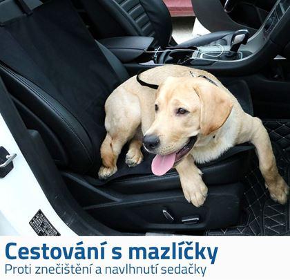 Obrázek z Deka pro psa do auta